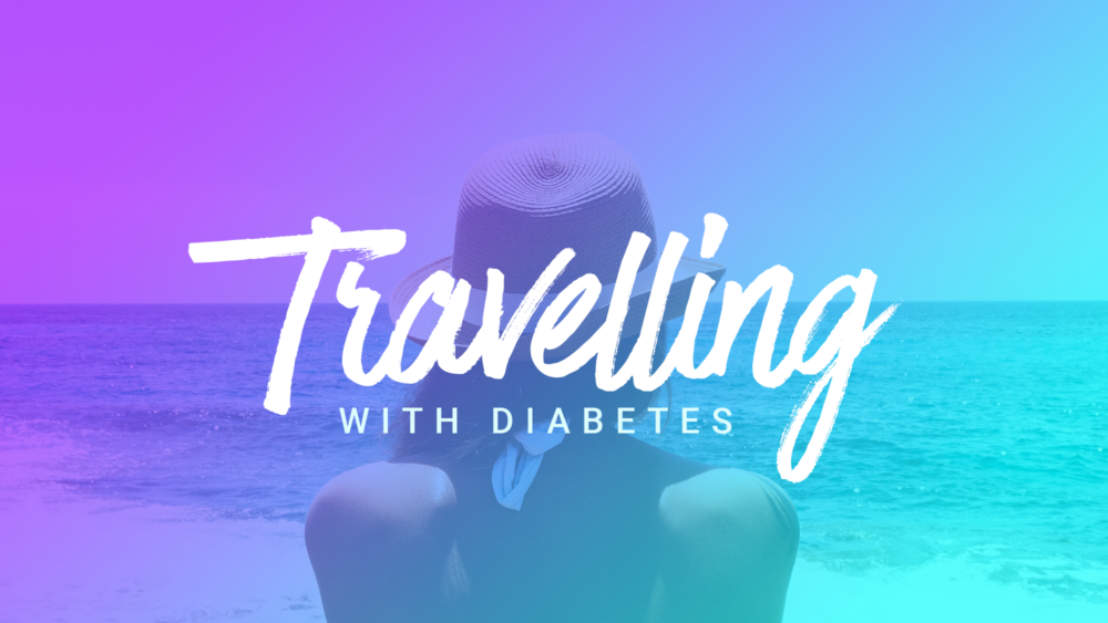 Travel with diabetes made easy