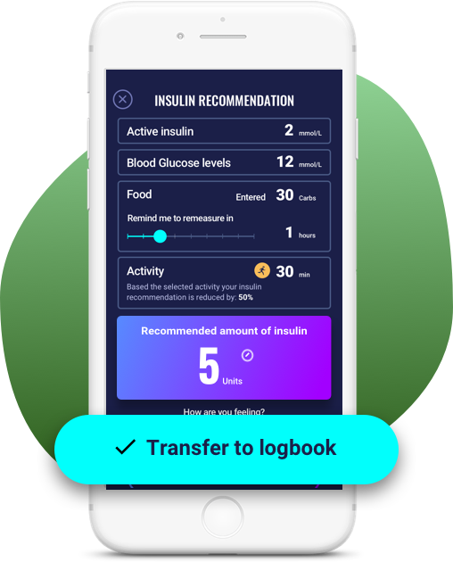 transfer to logbook example