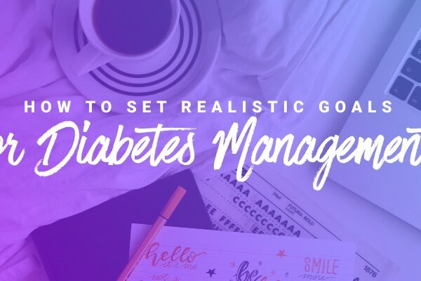 Goals for diabetes self-management