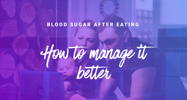 blood sugar after eating