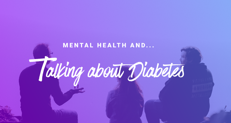 Talking about diabetes header