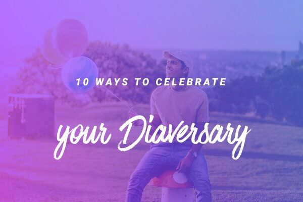 celebrate diaversary header