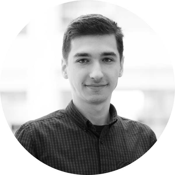Cosmin-madalin stan, react native developer, hedia