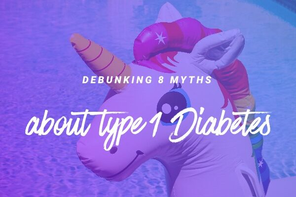 type 1 diabetes myths header