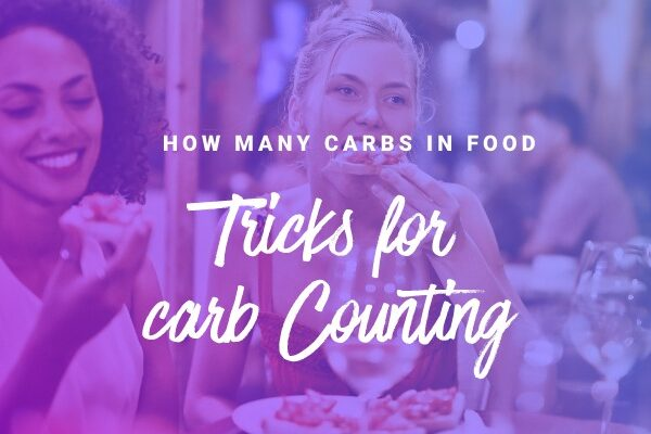 how many carbs in food