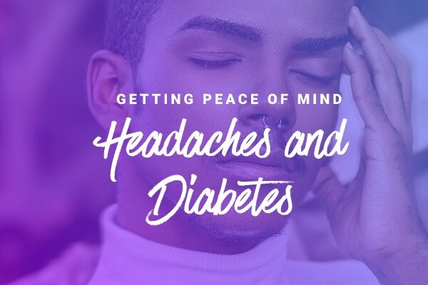 diabetes and headaches header