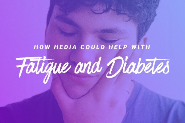 Fatigue and Diabetes: how Hedia Could help
