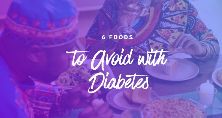 what foods to avoid with diabetes header